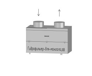 Гидрофильтр П-образный