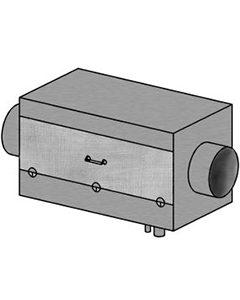 гидрофильтр (искрогаситель) для мангала